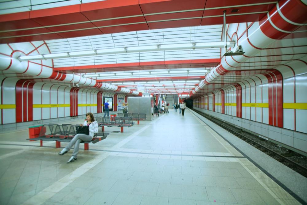 Bahnhof Ostbahnhof München Mvv