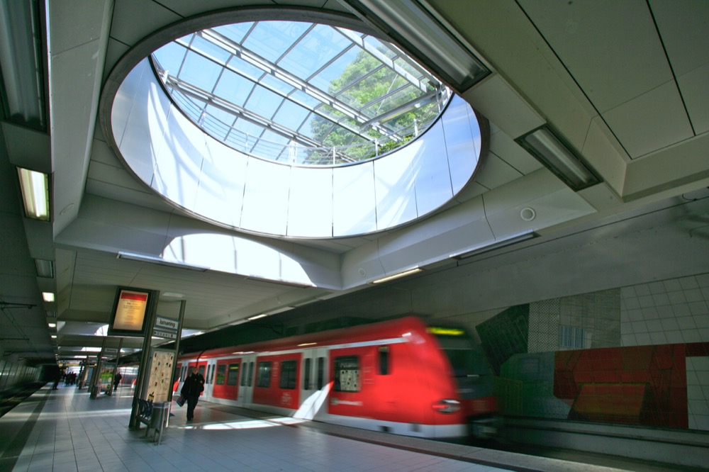 Bahnhof Ismaning Mvv
