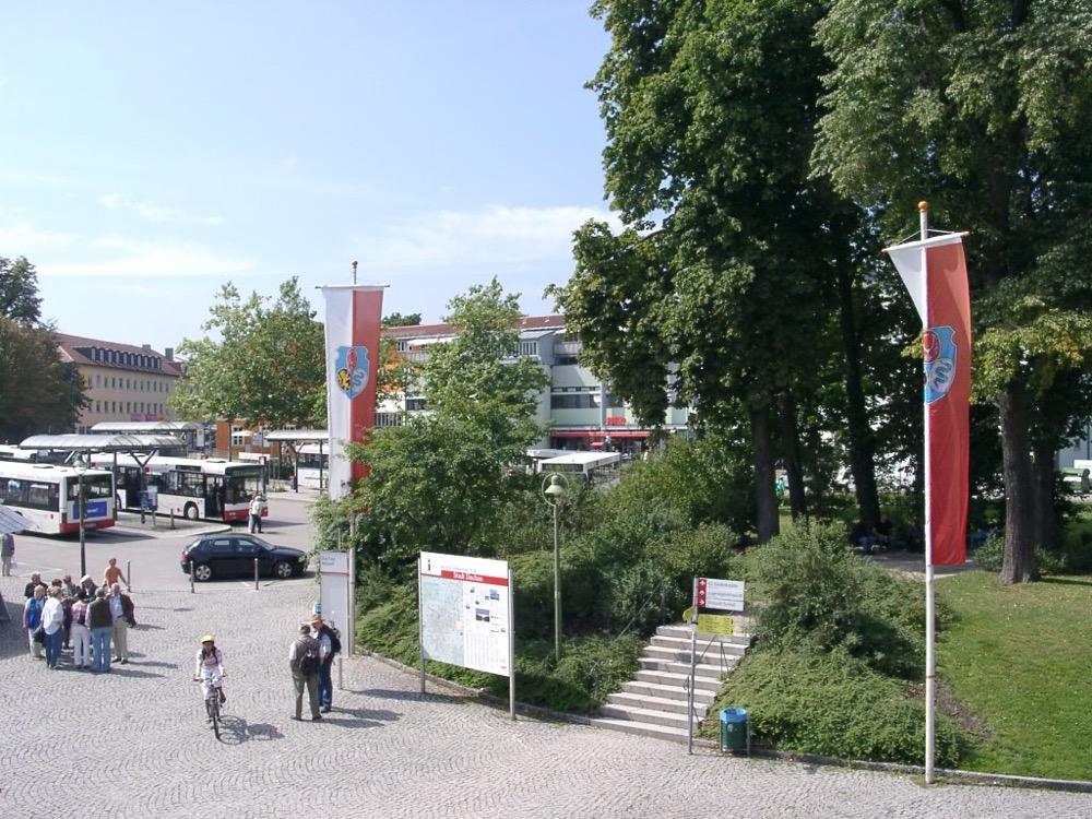 Bahnhof Dachau Mvv