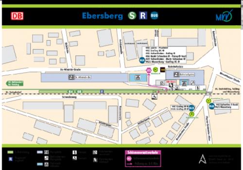 Bahnhof Ebersberg Mvv